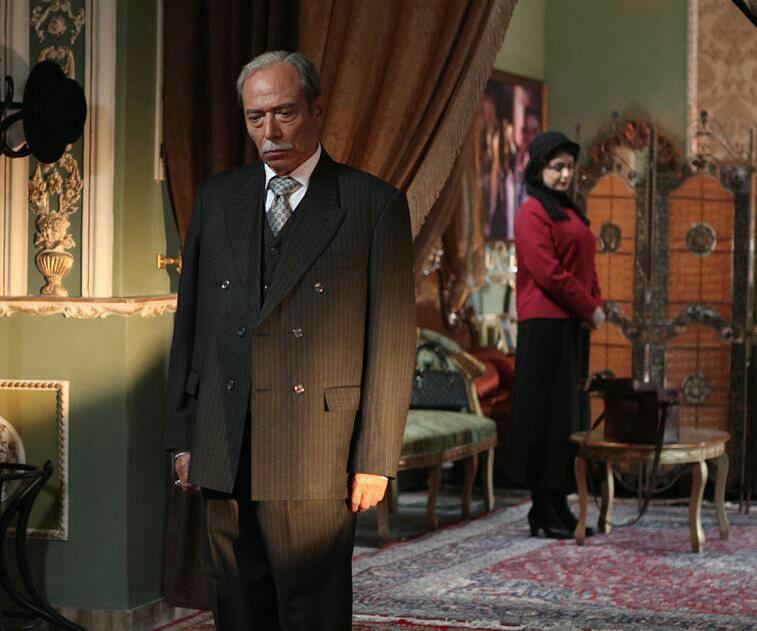 عدم حضور علی نصیریان در فصل 2 شهرزاد / شروع فیلمبرداری