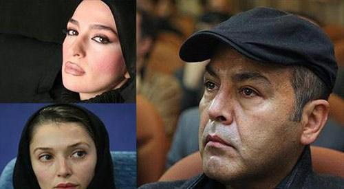 طلاق فریبرز عربنیا از آتنه فقیه نصیری و عسل بدیعی