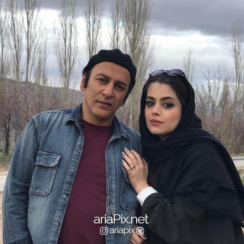 همسر حمیدرضا آذرنگ