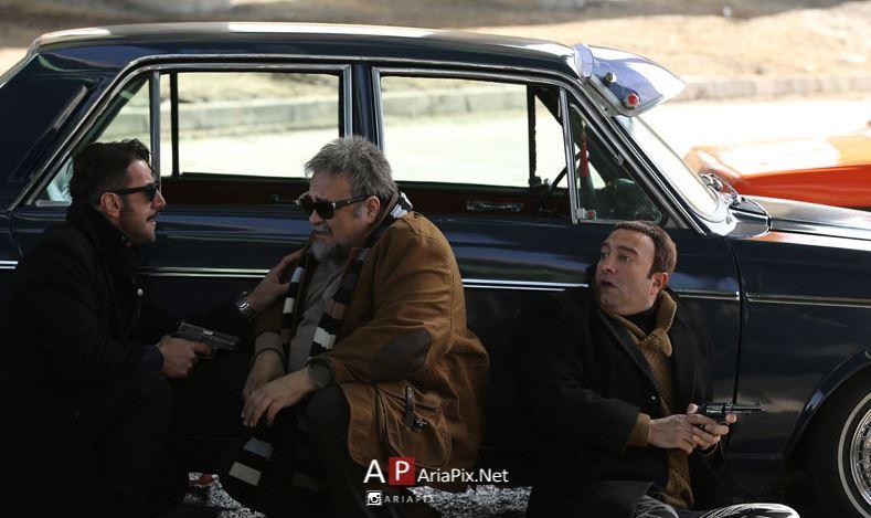فیلم سه بیگانه , داستان فیلم سه بیگانه , بازیگران فیلم سه بیگانه