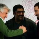 عکسهای مراسم تجلیل از نامزدهای سی و چهارمین جشنواره فیلم فجر
