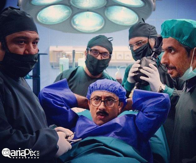 تغییر موضوع سریال در حاشیه از بیمارستان به آسایشگاه