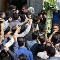 عکسهای مراسم هفتمین روز درگذشت مرحوم حبیب محبیان