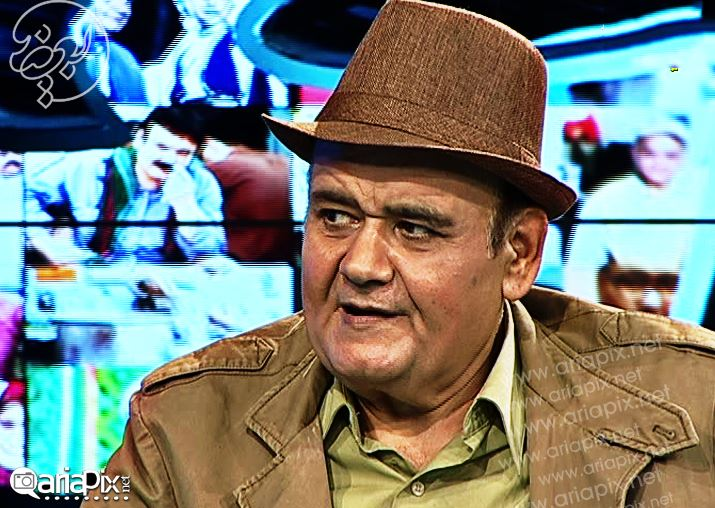 اکبر عبدی در برنامه بعضیا علی ضیا عید قربان 93