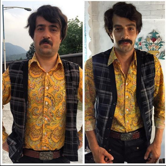 احمد مهران فر و بدلش !