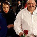 عکسهای جدید بازیگران و همسرانشان در جشن حافظ