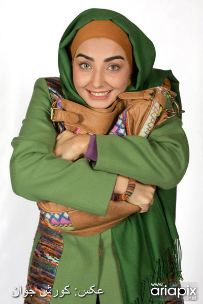 دریا مرادی بازیگر ویلای من Darya Moradi