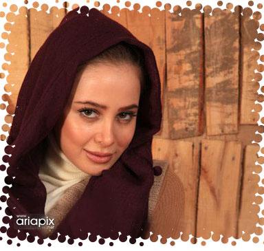آلناز حبیبی بازیگر زن ایرانی نقش عالیه در سریال دودکش