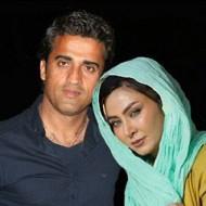 فقیهه سلطانی و همسرش