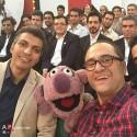 عادل فردوسی پور در خندوانه + دانلود برنامه ( با حضور جناب خان)