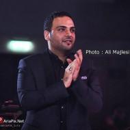 احسان علیخانی در کنسرت مهدی یراحی