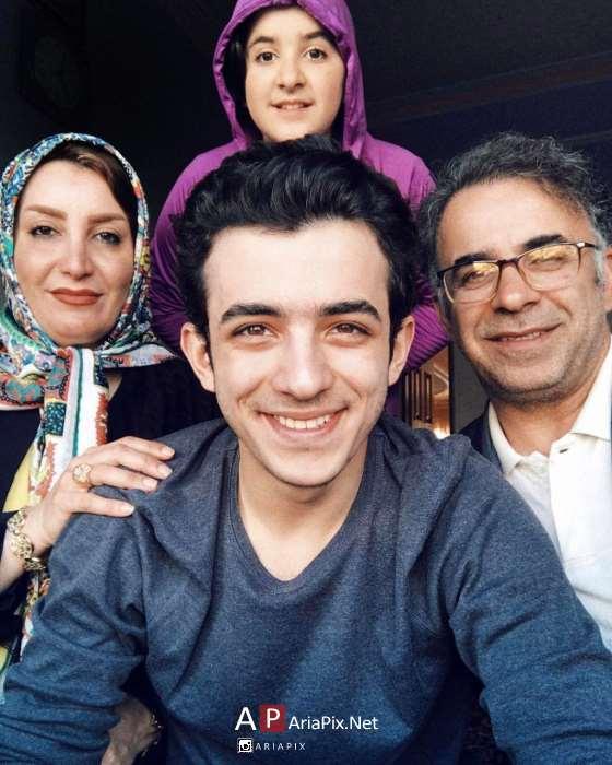 علی شادمان و خانواده اش