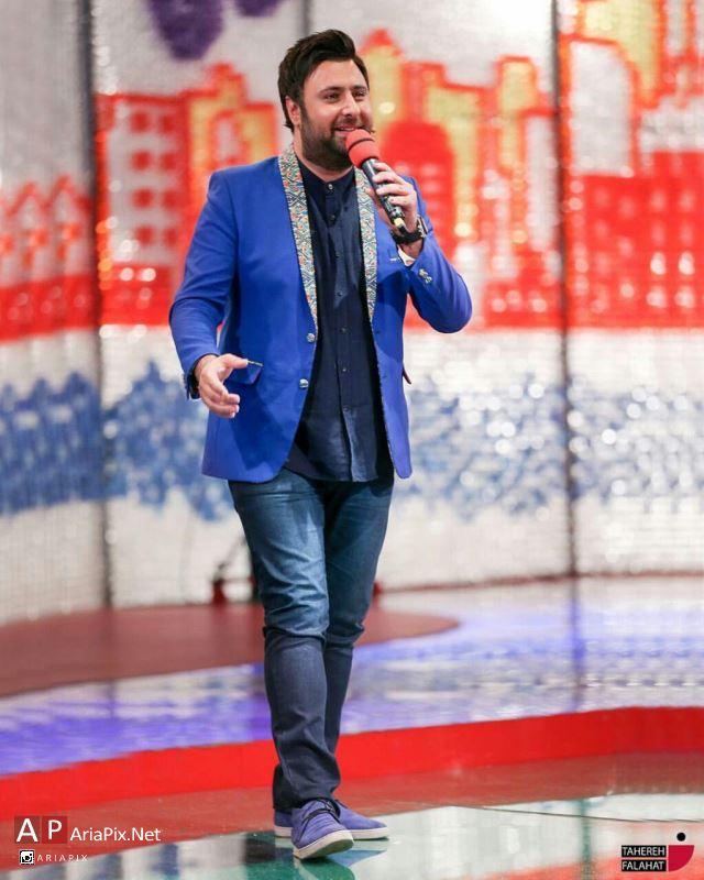 اجرای محمد علیزاده در برنامه خندوانه