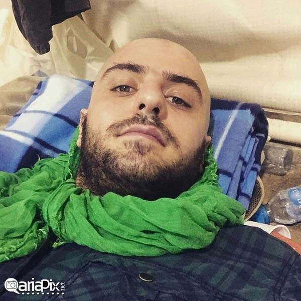 علی ضیا در منا + تکذیب کشته شدن وی