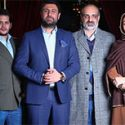 عکسهای مراسم رونمایی از آلبوم جدید محمد علیزاده با حضور هنرمندان