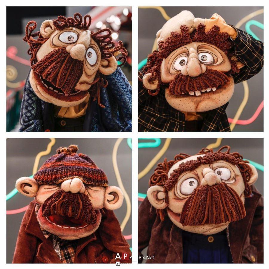 صدا پیشه عروسکهای جدید خندوانه چه کسانی هستند