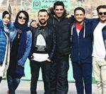 خلاصه داستان و بازیگران سریال عاشقانه + عکس های پشت صحنه