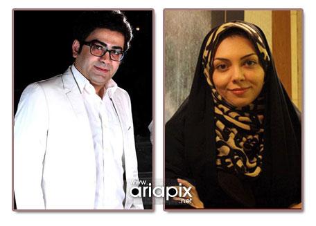 ازدواج آزاده نامداری و فرزاد حسنی