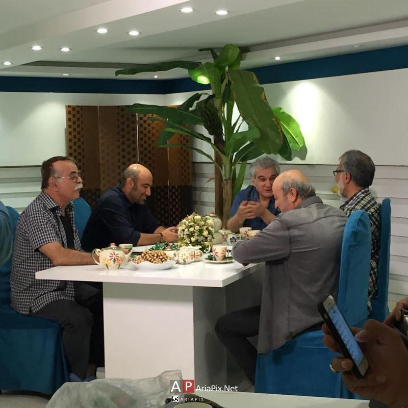 سیروس مقدم کارگردان علی البدل