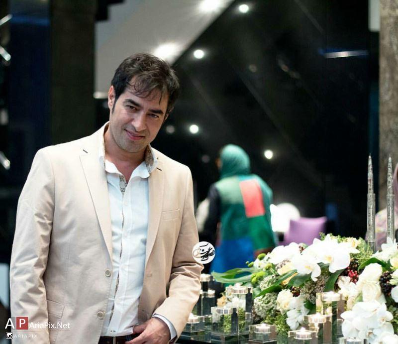 شهاب حسینی در افتتاحیه باشگاه هواداران هنر