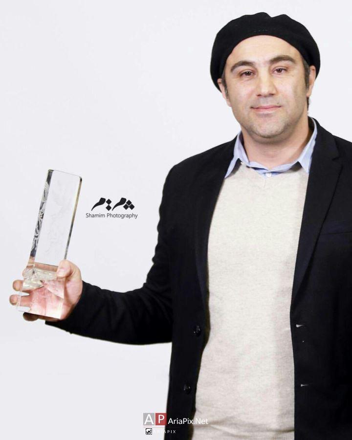 محسن تنابنده بهترین بازیگر مرد سی و پنجمین جشنواره فیلم فجر