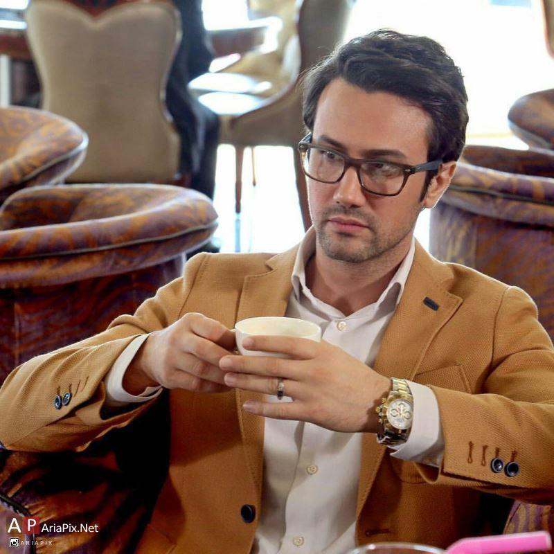 شاهرخ استخری در سریال ماه و پلنگ