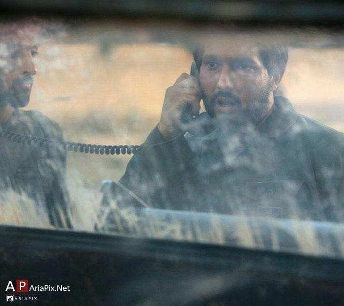 حامد بهداد در سریال کیمیا, نقش حاج محمد در کیمیا