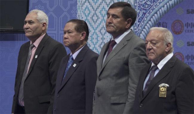 داوران و هیئت ژوری وزنه برداری در المپیک ریو