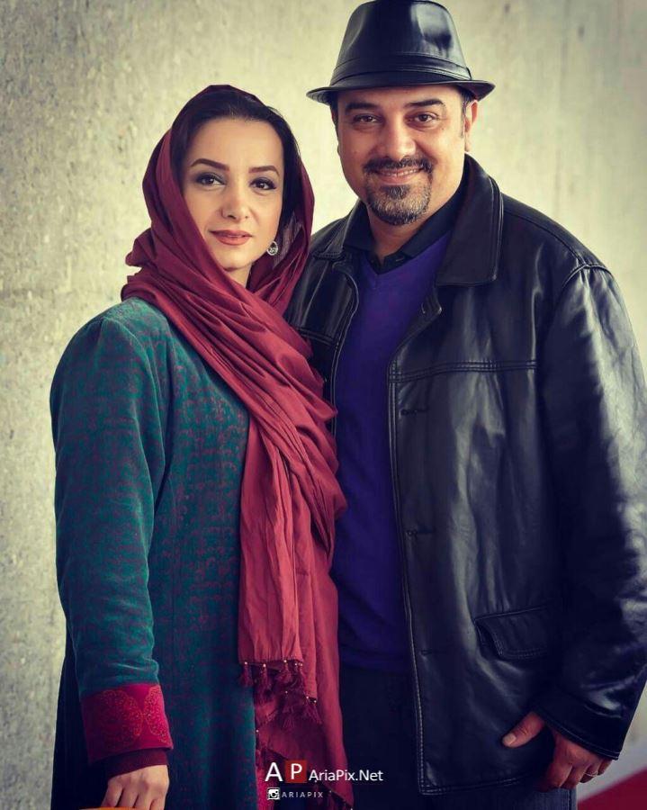 بیوگرافی برزو ارجمند و همسرش پارمیس زند +گفتگو و عکسها