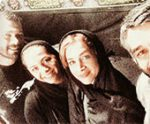 عکسهای بازیگران و هنرمندان در مراسمات عزاداری محرم 95