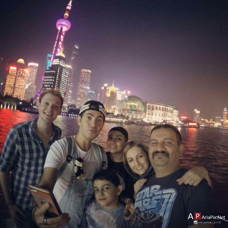 خانواده قاسمخانی, خانواده قاسمخانی در چین