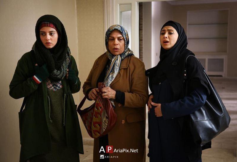 بازیگران زن سریال دیوار به دیوار