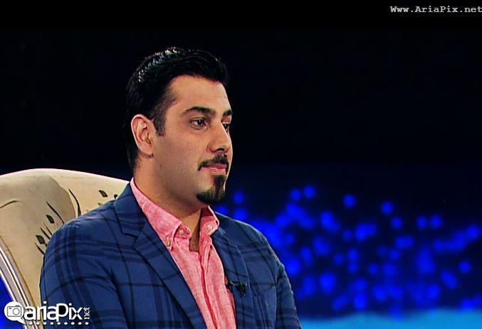 احسان خواجه امیری در برنامه ماه عسل 94