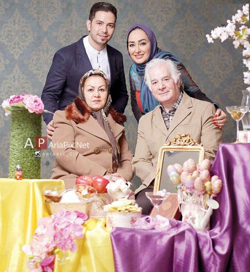 گفتگو با الهام حمیدی ویژه نوروز ۹۴  عکس