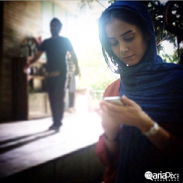 الناز حبیبی بازیگر زن, عکس جدید الناز حبیبی
