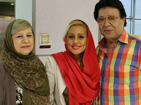 بیوگرافی حسین عرفانی دوبلور ایرانی + عکس همسر و دخترش