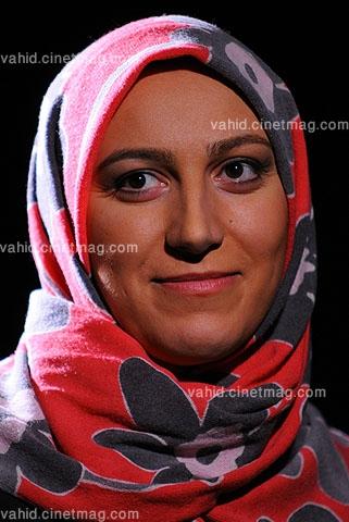 فلامک جنیدی عکسهای جدید فلامک جنیدی بازیگر زن ایرانی