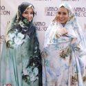 فریبا نادری مدل با حجاب چادری شد + عکس