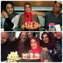 تولد ۴۹ سالگلی فریبا کوثری با حضور جمعی از هنرمندان / آذر ۹۴