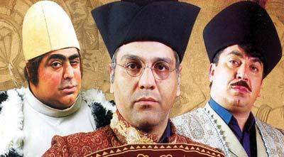 گنج مظفر سریال جدید مهران مدیری,عکسهای گنج مظفر