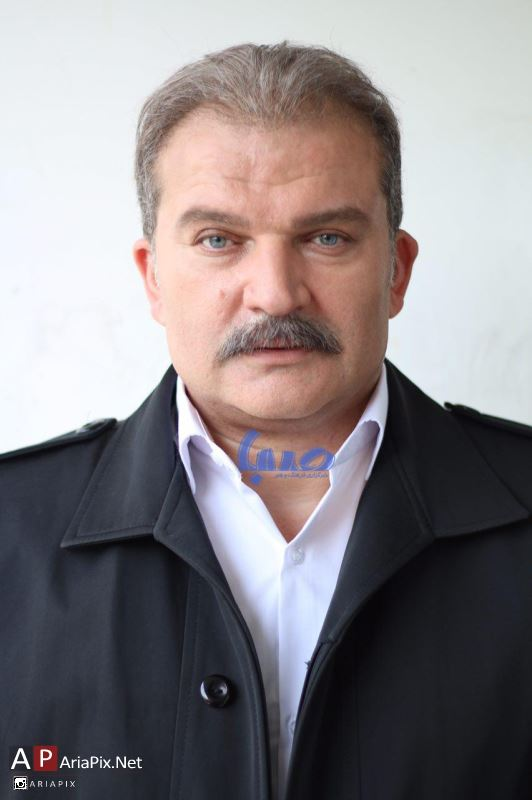 مهدی سلطانی بازیگر لبخند رخساره
