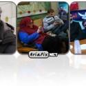 عکسها بازیگران و خلاصه داستان سریال غیر علنی