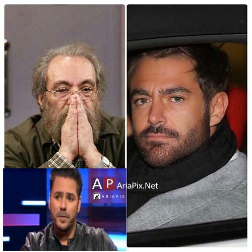 پاسخ محمدرضا گلزار به مسعود فراستی و شهاب تیام +ویدیو