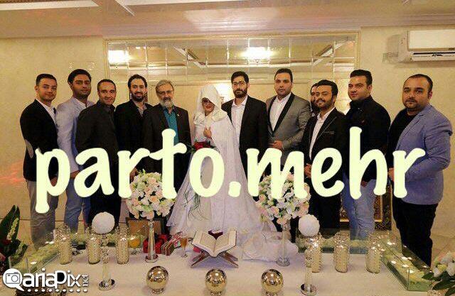 عروسی حامد ماه عسل, حامد ماه عسل و همسرش