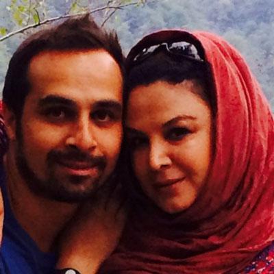 بیوگرافی شهره سلطانی و همسرش بهروز پناهنده+عکس ها و گفتگو