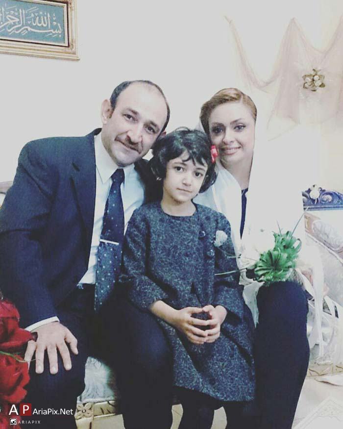 هدایت هاشمی و مهشید ناصری همسر جدیدش, زن دوم هدایت هاشمی, هدایت هاشمی و همسرش