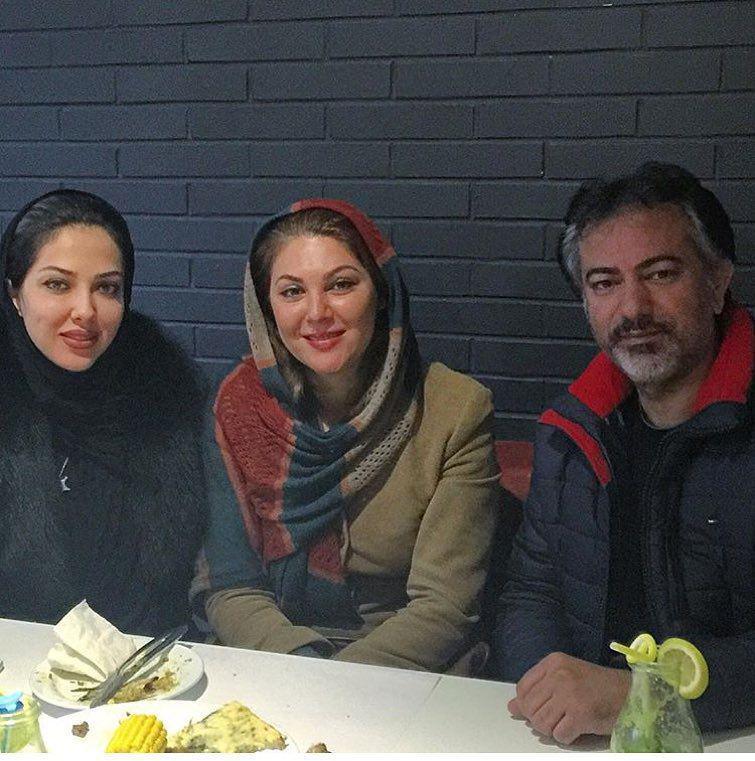 بیوگرافی محمدرضا هدایتی و همسرش و پسرش +عکسها و گفتگو