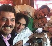 عکس بازیگران بهمن 93