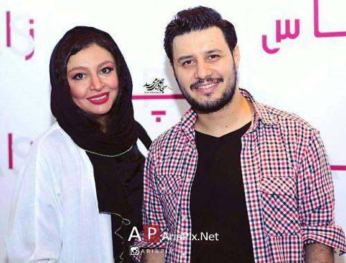 بیوگرافی جواد عزتی, جواد عزتی و همسرش ,جواد عزتی