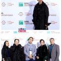 فرش قرمز فیلم جاودانگی در جشنواره رم با حضور بازیگران و عوامل + استقبال از فیلم